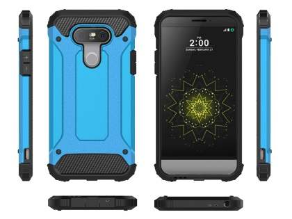 LG G5 Impact Case - Midnight Blue/Black