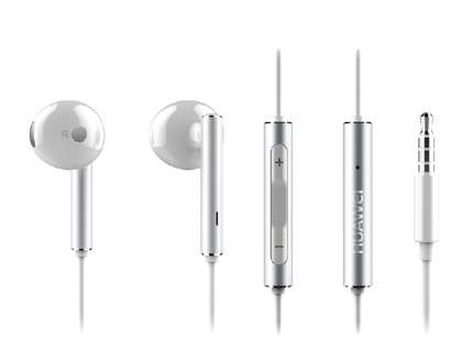 Huawei AM116 3.5mm Earphones with Remote and Microphone - Headphone