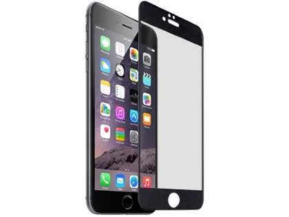 MOMAX Full Frame Glass Screen Protector for iPhone 6/6s - Black