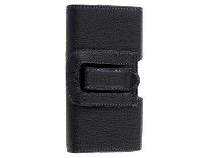 Textured Synthetic Leather Belt Pouch for HTC Desire 626