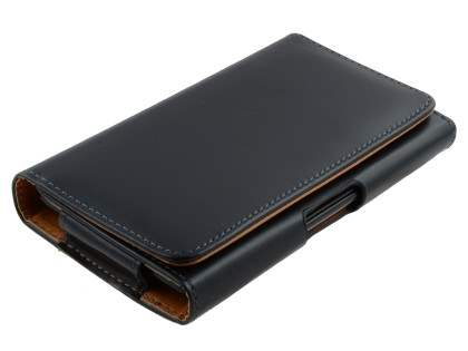 Synthetic Leather Belt Pouch for HTC One X9