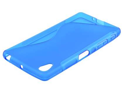 Wave Case for Sony Xperia X Performance - Frosted Blue/Blue