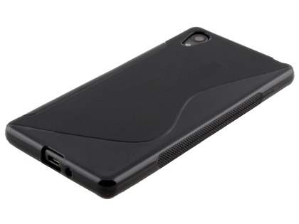 Wave Case for Sony Xperia X Performance - Frosted Black/Black