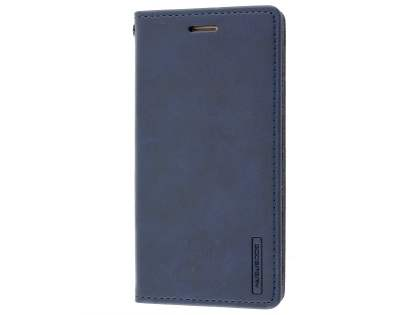 Mercury Goospery Blue Moon Wallet Case for Sony Xperia X Performance - Navy