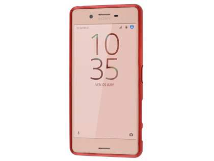 Mercury Glossy Gel Case for Sony Xperia X Performance - Red