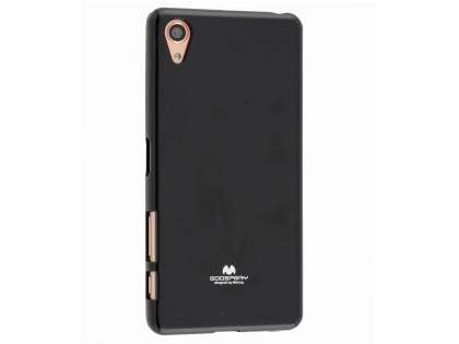 Mercury Glossy Gel Case for Sony Xperia X Performance - Black