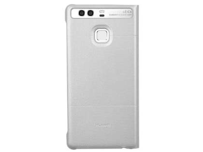 Official Huawei P9 Smart View Flip Case - White