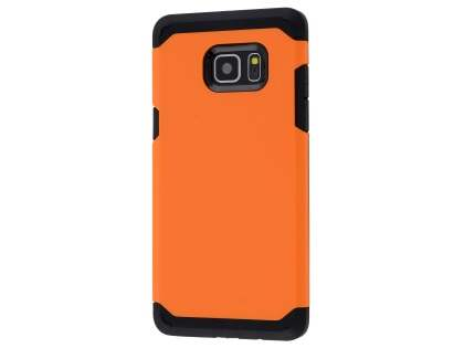 Impact Case for Samsung Galaxy Note7 - Orange/Black Impact Case