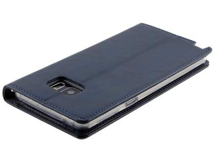 Mercury Blue Moon Wallet Case for Samsung Galaxy Note7 - Midnight Blue