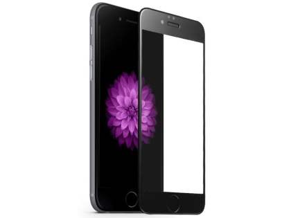 3D Full Coverage Tempered Glass Screen Protector for Apple iPhone 6s/6 - Black
