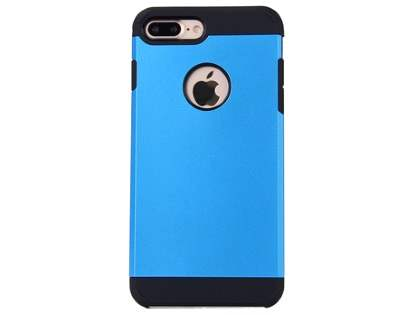 Apple iPhone 7 Plus Impact Case - Blue/Black