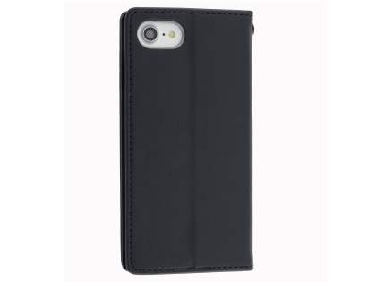 Mercury Blue Moon Wallet Case for iPhone 7 4.7 inches - Classic Black