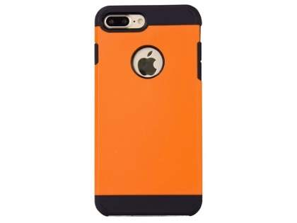 Apple iPhone 7 Plus Impact Case - Orange/Black