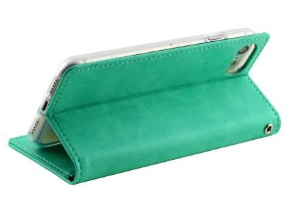 Mercury Blue Moon Wallet Case for iPhone 7 4.7 inches - Mint