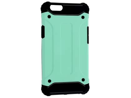 Impact Case for Oppo F1s - Mint/Black Impact Case