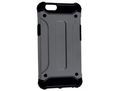 Impact Case for Oppo F1s - Charcoal/Black Impact Case