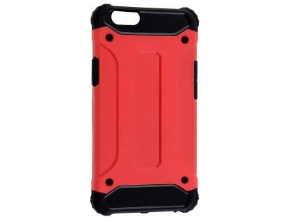 Impact Case for Oppo F1s - Red/Black Impact Case