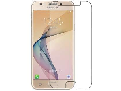 Flat Tempered Glass Screen Protector for Samsung Galaxy J5 Prime - Screen Protector