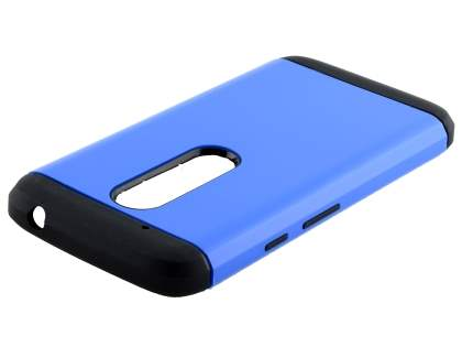 Impact Case for Motorola Moto G4 Play - Blue/Black Impact Case