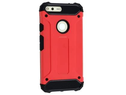 Impact Case for Google Pixel - Red/Black Impact Case
