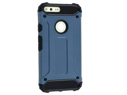 Impact Case for Google Pixel - Midnight Blue/Black Impact Case