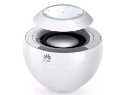 Huawei Honor Bluetooth Speaker AM08 - Pearl White Bluetooth CarKit
