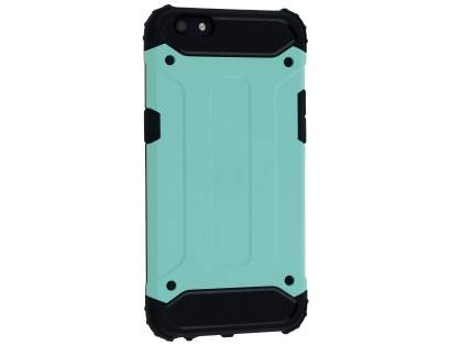 Impact Case for Oppo R9s - Mint/Black Impact Case