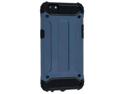 Impact Case for Oppo R9s - Midnight Blue/Black Impact Case