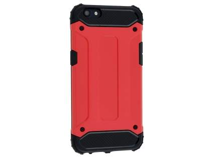 Impact Case for Oppo R9s - Red/Black Impact Case