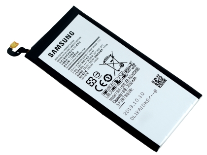 Genuine Samsung EB-BG920ABE Battery for Galaxy S6 - Battery