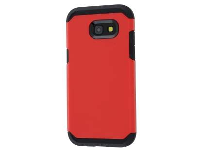 Impact Case for Samsung Galaxy A7 (2017) - Red/Black Impact Case