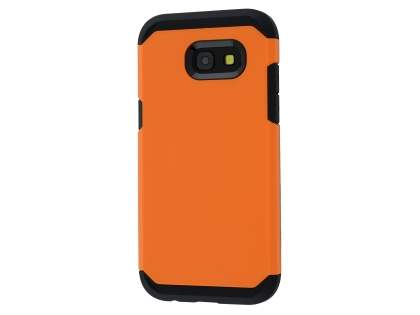 Impact Case for Samsung Galaxy A7 (2017) - Orange/Black Impact Case