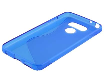 Wave Case for LG G6 - Frosted Blue/Blue