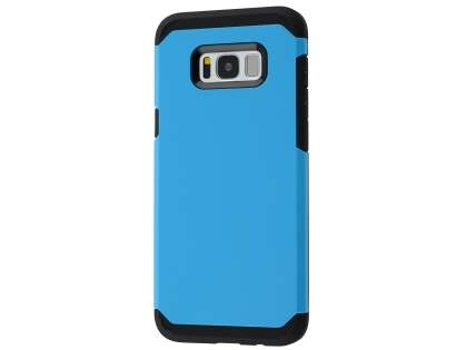 Impact Case for Samsung Galaxy S8+ - Sky Blue/Black Impact Case