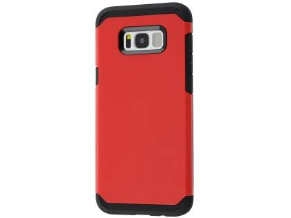 Impact Case for Samsung Galaxy S8+ - Red/Black Impact Case