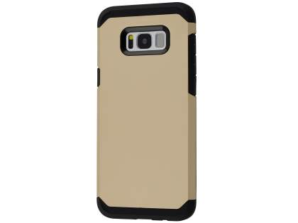 Impact Case for Samsung Galaxy S8+ - Gold/Black Impact Case