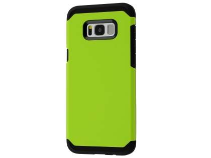 Impact Case for Samsung Galaxy S8+ - Neon Green/Black Impact Case