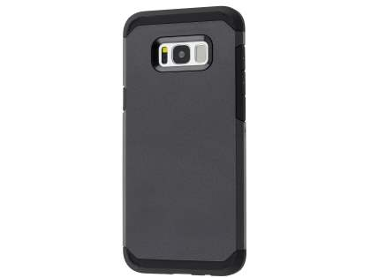 Impact Case for Samsung Galaxy S8+ - Charcoal/Black Impact Case