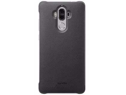new concept d9cbd a1ed5 Official Huawei Mate 9 Smart View Flip Case - Black