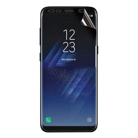 Ultra Thin Full Screen Protector for Samsung Galaxy S8 - Screen Protector