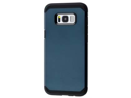 Impact Case for Samsung Galaxy S8+ - Midnight Blue/Black Impact Case