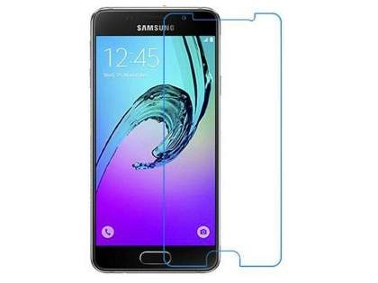 Flat Tempered Glass Screen Protector for Samsung Galaxy A7 (2017) - Screen Protector