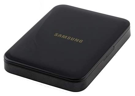 Genuine Samsung Galaxy S4 I9500 Spare Battery Charger ONLY - Black Battery Charger
