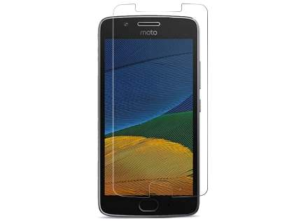 Tempered Glass Screen Protector for Motorola Moto G5 - Screen Protector