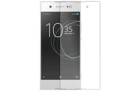 Flat Tempered Glass Screen Protector for Sony Xperia XA1