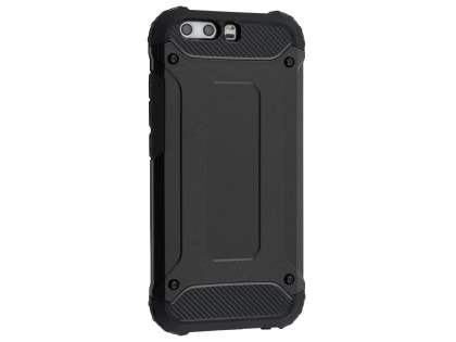 Impact Case for Huawei P10 - Classic Black Impact Case