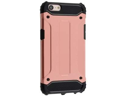 watch 52b8e c6075 Impact Case for Oppo A57 - Rose Gold/Black