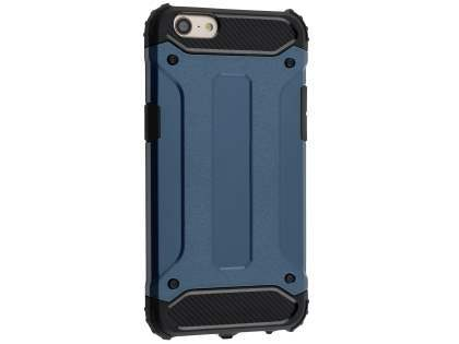 Impact Case for Oppo A57 - Midnight Blue/Black