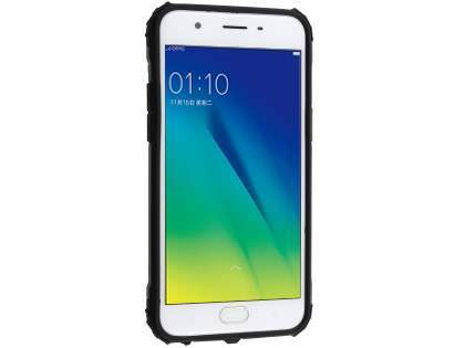 Impact Case for Oppo A57 - Midnight Blue/Black Impact Case