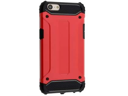 Impact Case for Oppo A57 - Red/Black Impact Case